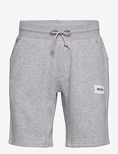 SHORTS SION SION - rennot - h108by light grey melange