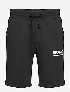 SHORTS SION SION SHORTS - sport korte broek - black beauty