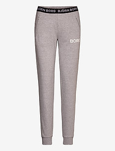 PANT FELICIA FELICIA PANT - trainingshosen - h108by light grey melange