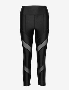 TIGHTS CORI CORI - running & training tights - black beauty