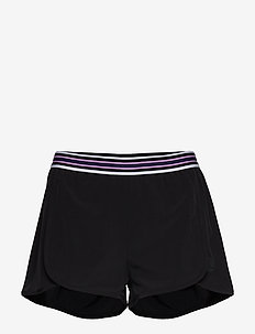 SHORTS TINE TINE - spodenki treningowe - black beauty