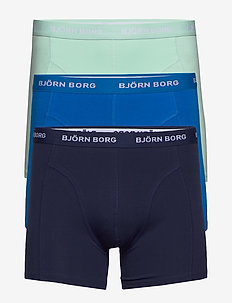 SHORTS SAMMY SEASONAL SOLID - undertøj - beach glass