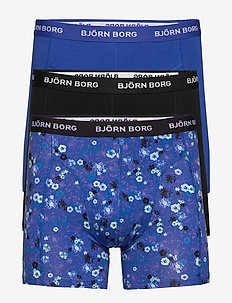 SHORTS SAMMY BB LA FLOWER - undertøj - surf the web