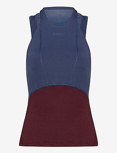 TANK CASA CASA - tank tops - crown blue