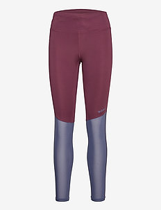 TIGHTS CLARENCE CLARENCE - running & training tights - crown blue