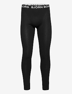 LONG JOHNS LEO SEASONAL SOLIDS - bas - black beauty