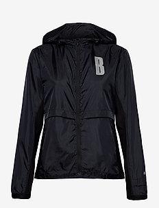 W JACKET NIGHT NIGHT - training jackets - black beauty