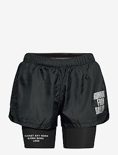 SHORTS NIGHT NIGHT - training shorts - black beauty