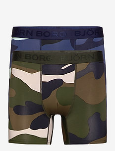 SHORTS PER BB PEACEFUL - boxers - rosin