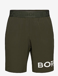 SHORTS BORG BORG - training shorts - rosin