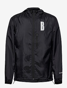 JACKET M NIGHT NIGHT - training jackets - black beauty