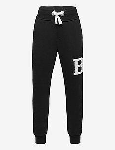 PANTS BORG SPORT BORG SPORT - verryttelyhousut - black beauty