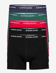 SHORTS SAMMY SEASONAL SOLID - underwear - evergreen