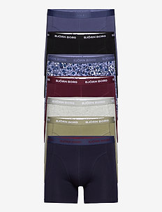 SHORTS SAMMY BB DITSY FLOWER - boxers - crown blue