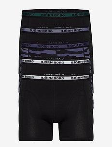 SHORTS SAMMY BB 2TIGER - boxershorts - crown blue
