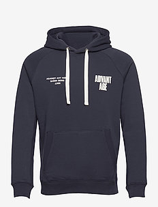 HOOD BORG SPORT BORG SPORT - basic sweatshirts - night sky