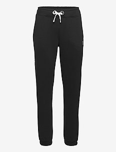 LOGO PANTS BORG SPORT BORG SPORT - black beauty