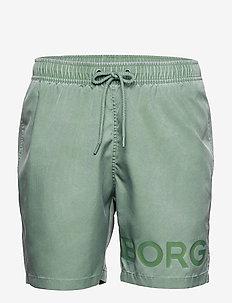 SHORTS SHELDON SHELDON - shorts - duck green