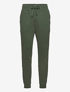 TAPERED PANT CENTRE CENTRE - sweatpants - sycamore