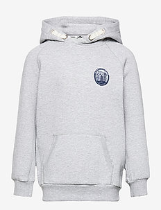 HOOD BORG SPORT BORG SPORT - hoodies - h108by light grey melange