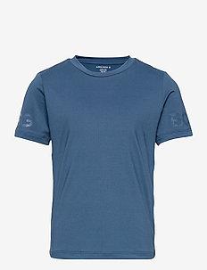 TEE JR BORG JR BORG - korte mouwen - ensign blue