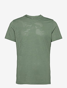 PERF TEE STHLM STHLM - sports tops - duck green