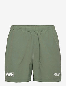 TRAINING SHORTS STHLM STHLM - treningsshorts - duck green