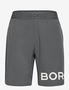 SHORTS BORG BORG - training korte broek - grey shade
