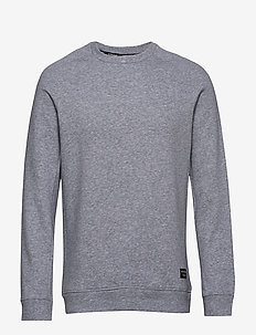 CREW BBCENTRE BBCENTRE - H108BY LIGHT GREY MELANGE