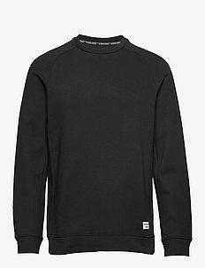 CREW BBCENTRE BBCENTRE - sweatshirts - black beauty