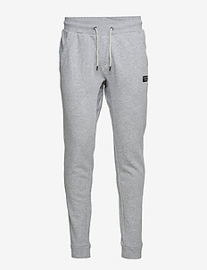 PANT BBCENTRE BBCENTRE - treenihousut - h108by light grey melange