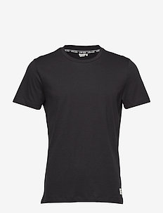 REGULAR TEE BBCENTRE BBCENTRE - topy sportowe - black beauty