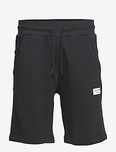 SHORTS BBCENTRE BBCENTRE - spodenki treningowe - black beauty