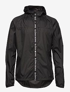 WIND JACKET AIMO AIMO - BLACK BEAUTY