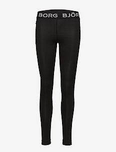 ESSENTIAL TIGHTS CORA CORA - running & training tights - black beauty
