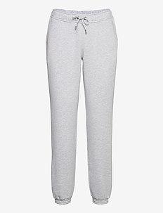 SWEAT PANTS MEGHAN MEGHAN - joggings - h108by light grey melange