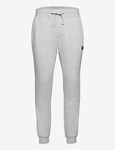 TAPERED PANT CENTRE CENTRE - sweat pants - h108by light grey melange