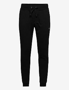 TAPERED PANT CENTRE CENTRE - sweat pants - black beauty