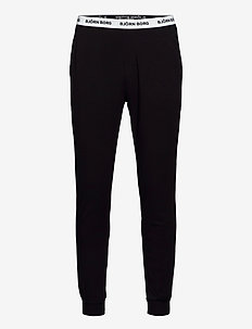 CUFFED PANT CLIFF SOLID - bottoms - black beauty