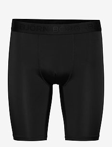 LONG SHORTS PETER BB SOLID - training shorts - black beauty