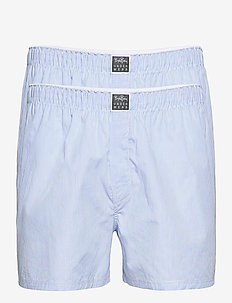 SHORTS ORIGINAL LOOSE BOXER ORIGINAL SOLID - boxers - della robbia blue