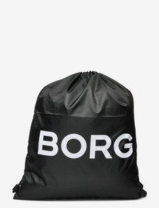 BORG GYMBAG - træningstasker - black