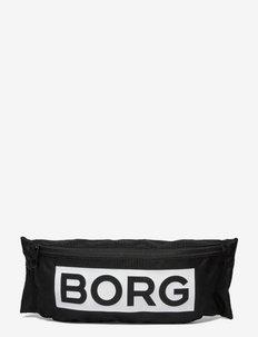 VAN WAIST BAG - nieuwe mode - black