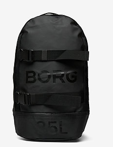 BORG BACKPACK - trainingstassen - black