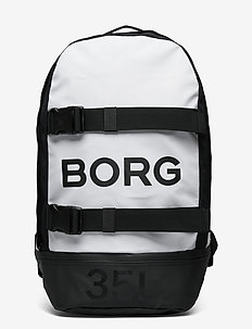 BORG BACKPACK - trainingstassen - white