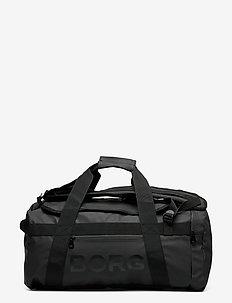 BORG DUFFEL BAG 35L - salilaukut - black