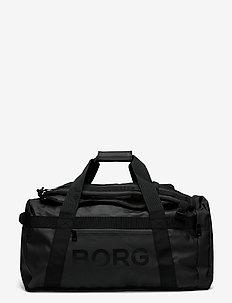 BORG DUFFEL BAG 55L - gymtassen - black