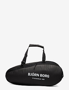 BJÖRN TENNIS BAG - racketsporttassen - black