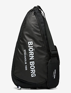 BJÖRN PADELBAG - racketsporttassen - black