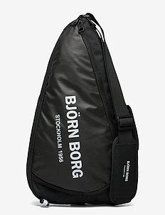 BJÖRN PADELBAG - racketsports bags - black
